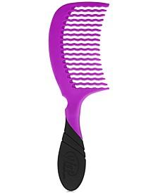 Pro Detangling Comb - Purple