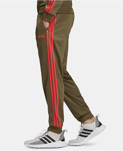 e26c5f01c adidas Men's Essential Tricot Joggers; adidas Men's Essential Tricot Joggers  ...