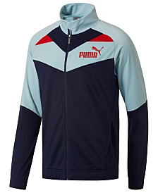 Puma Men's Colorblocked Track Jacket