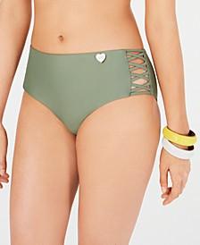 Smoothies Crisscross-Sides Bikini Bottoms
