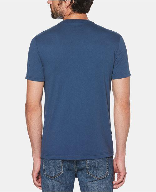 Penguin T hommes et Homme Denim logo logo shirts a pour Original shirt T fonce avec EWD9IH2
