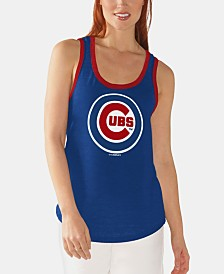 G-III Sports Women's Chicago Cubs Clubhouse Tank