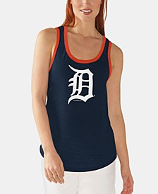 Women's Detroit Tigers Clubhouse Tank