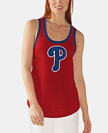 Women's Philadelphia Phillies Clubhouse Tank