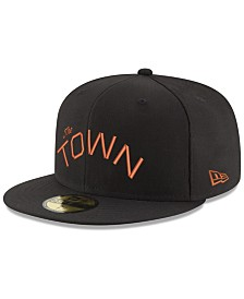 New Era Golden State Warriors The Town 59FIFTY Fitted Cap