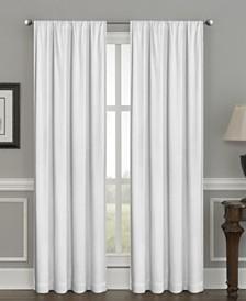 "Silk+Home Luxury Room Darkening Rod Pocket Single Curtain Panel 52""x95"""