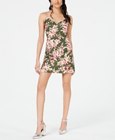 French Connection Whisper Printed Bodycon Dress