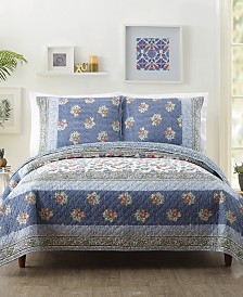 Jessica Simpson Talca Full/Queen Quilt
