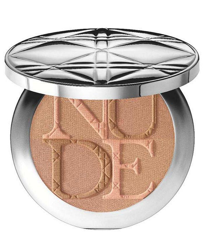 Dior - skin Nude Tan Healthy Glow Enhancing Powder