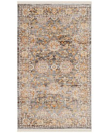 Safavieh Vintage Persian Light Brown and Multi 3' x 5' Area Rug