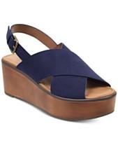 922ac0839a92 indigo rd. Irfayina Platform Wedge Sandals