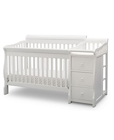 Princeton Junction Convertible Crib and Changer