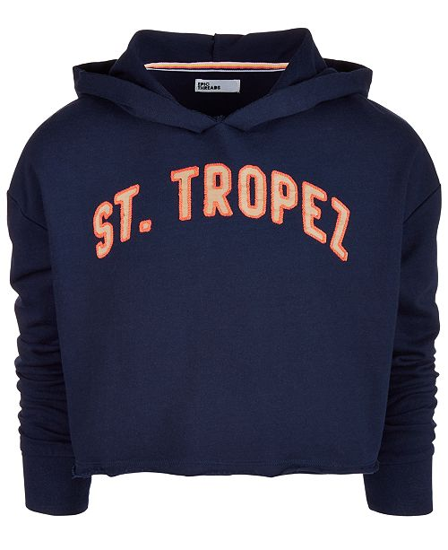 Epic Threads Big Girls St. Tropez Sweatshirt, Created for Macy's