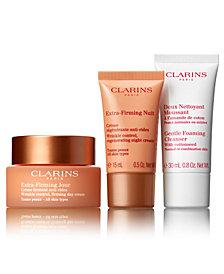 Clarins 3-Pc. Extra-Firming Starter Set