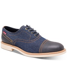 Levi's® Men's Essex Denim Lace-Up Shoes