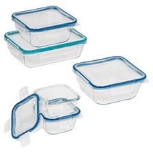 10-Pc. Glass Meal Prep Set