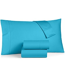 Closeout! Standard Pillowcase Set, 550 Thread Count 100% Supima Cotton, Created for Macy's