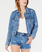e030ca712daaa GUESS Coats   Jackets for Women - Macy s