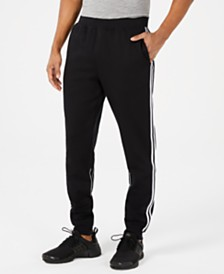 ID Ideology Men's Sport Stripe Joggers, Created for Macy's