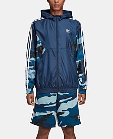 adidas Originals Blue Camo Collection