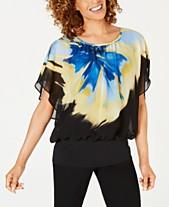 1007643a15e Flutter Sleeve Tops  Shop Flutter Sleeve Tops - Macy s