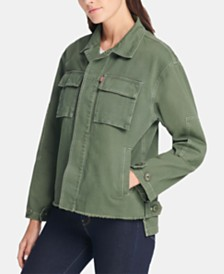 Levi's® Cotton Shirt Jacket