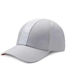 DKNY Men's Logo Stripe Hat