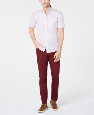 Men's Parker Slim-Fit Stretch Pants
