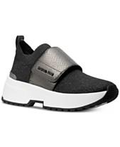 e446e49c283 MICHAEL Michael Kors Cosmo Knit Slip-On Sneakers