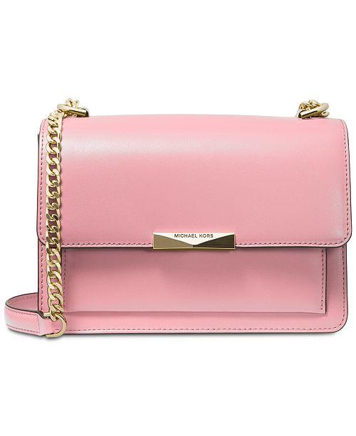 204a56209899 Michael Kors Jade Shoulder Bag   Reviews - Handbags   Accessories ...