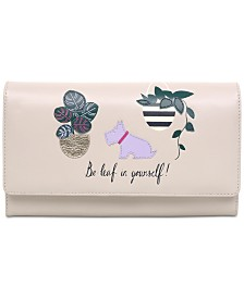 Radley London Be-Leaf In Yourself Matinee Flapover Wallet