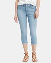1fdd210aed28c Womens Levis Jeans   Denim Apparel - Macy s