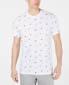 Kenneth Cole New York Men's Sunglasses Graphic T-Shirt
