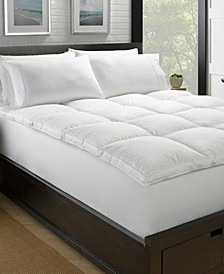 "Luxury 2"" Loft Down Plush Feather Bed Collection"