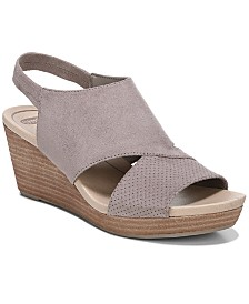 Dr. Scholl's Women's Brita Wedge Sandals