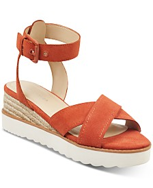 Marc Fisher Jovana Wedge Sandals