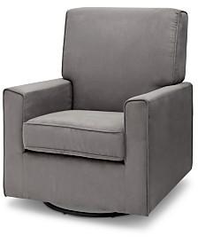 Ava Nursery Glider Swivel Chair, Quick Ship