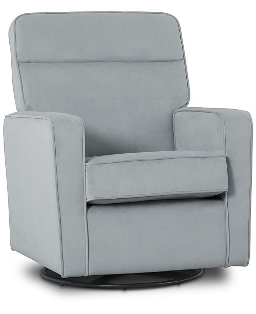 Delta Willow Nursery Swivel Glider