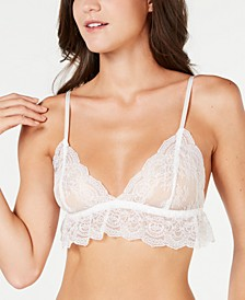 Women's Julia Ruffled Lace Bralette 977531