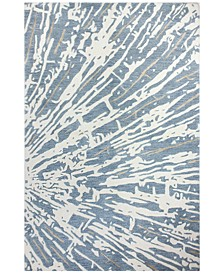 """Downtown HG362 5'6"""" x 8'6"""" Area Rug"""