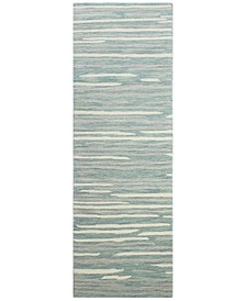 "Downtown HG363 2'6"" x 8' Runner Area Rug"