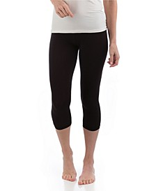 YALA Bliss Lightweight Viscose from Bamboo Cropped Legging
