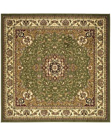 Lyndhurst Sage and Ivory 10' x 10' Square Area Rug