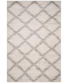 Safavieh Adirondack Ivory and Silver 6' x 9' Area Rug