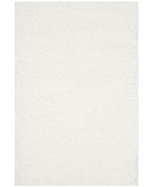 Indie White 4' x 6' Area Rug