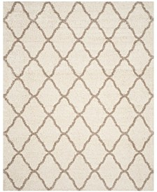 Hudson Ivory and Beige 8' x 10' Area Rug