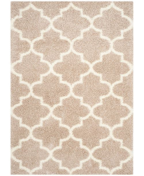 "Safavieh Montreal Beige and Ivory 6'7"" x 9'6"" Area Rug"