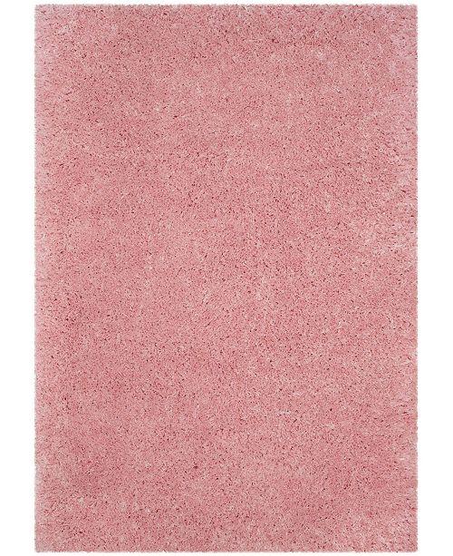 "Safavieh Polar Light Pink 6'7"" x 9'2"" Area Rug"