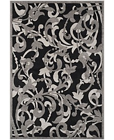 Amherst Anthracite and Light Grey Area Rug Collection