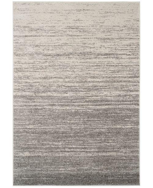 Safavieh Adirondack Light Gray and Gray 4' x 6' Area Rug